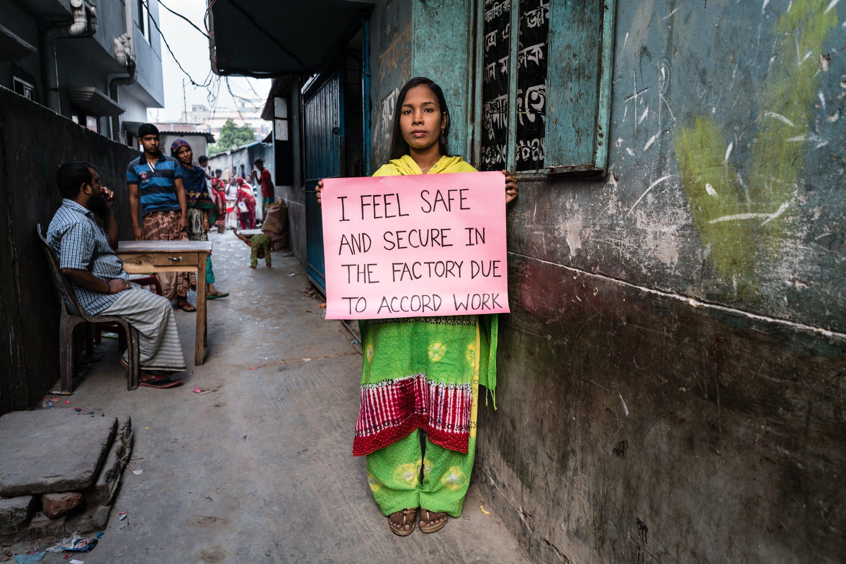 Acord de Bangla Desh en risc